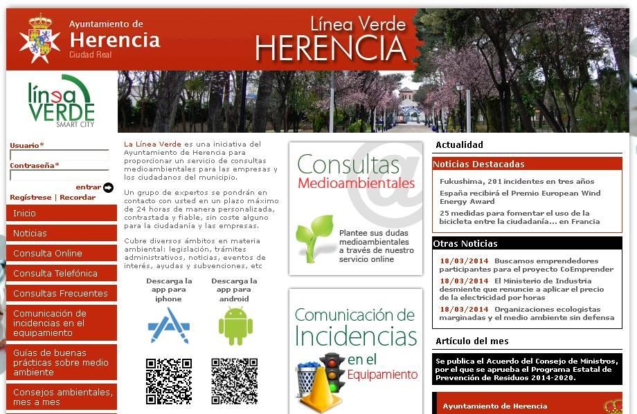 Linea Verde de Herencia - Línea Verde de Herencia tramitó el 87% de las incidencias comunicadas