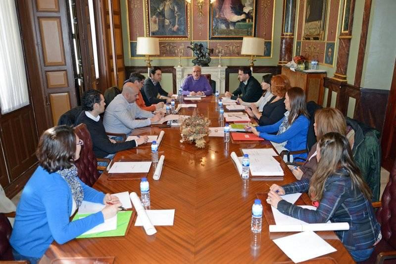 Reunión de técnicos de Promueve V - Herencia será sede de una de las jornadas informativas de Promueve V