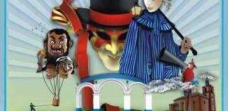 Tarjeta Radioaficionado Carnaval de Herencia