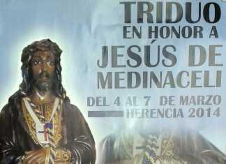 Herencia_Triduo en honor a Jesús de Medinaceli
