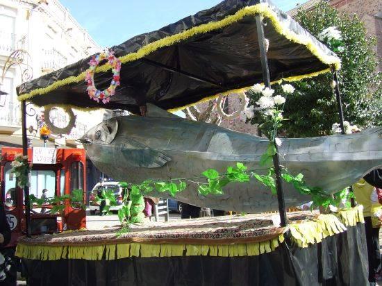 entierro de la sardina del carnaval de herencia 2014 - El Carnaval patrimonio cultural inmaterial por su interés antropológico