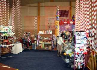 Foto de archivo: Imagen de la Feria Comarcal del Comercio de Herencia del 2013