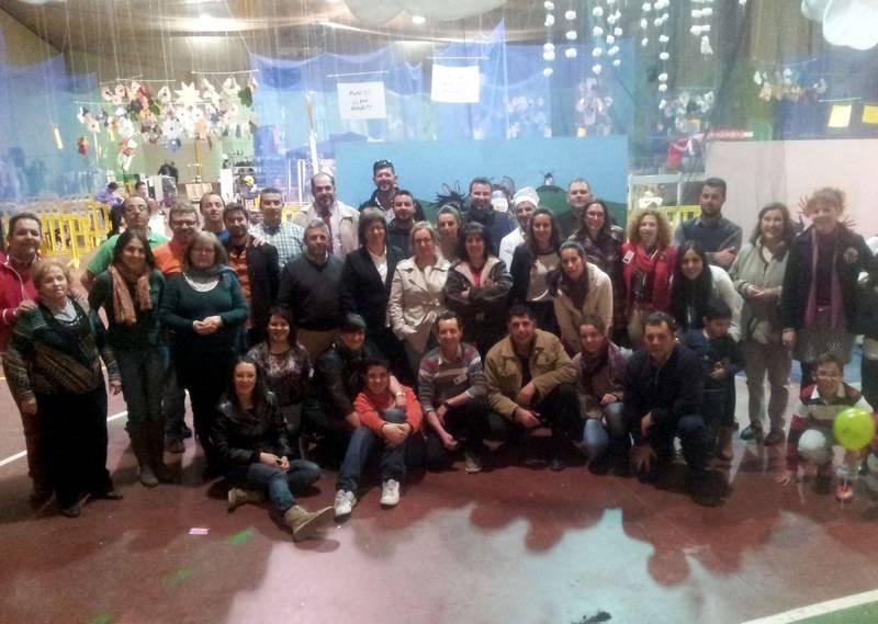 herencia participantes en 3 feria - Balance positivo de la Tercera Feria Comarcal del Comercio