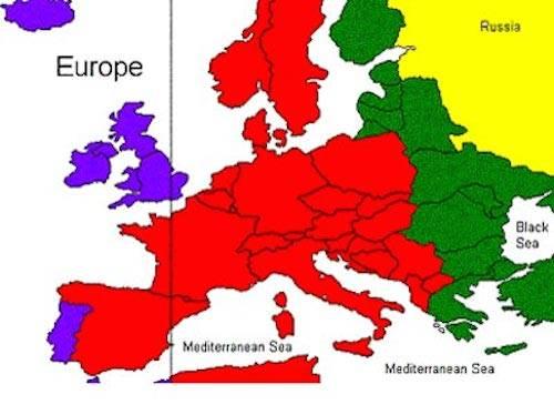 hora de europa occidental - Cambio de hora 2014: Esta madrugada a las 2:00 serán las 3:00