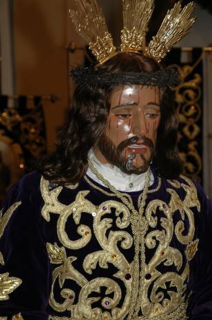 jesusnazareno 308x465 - El Nazareno regresará por un día a la parroquia en el Año Jubilar