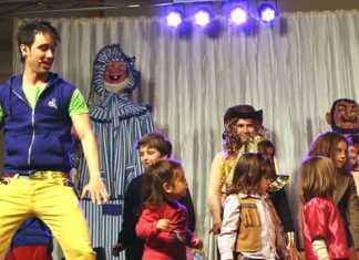 """Juan D, autor de la canción """"Vuelve el Carnaval"""""""