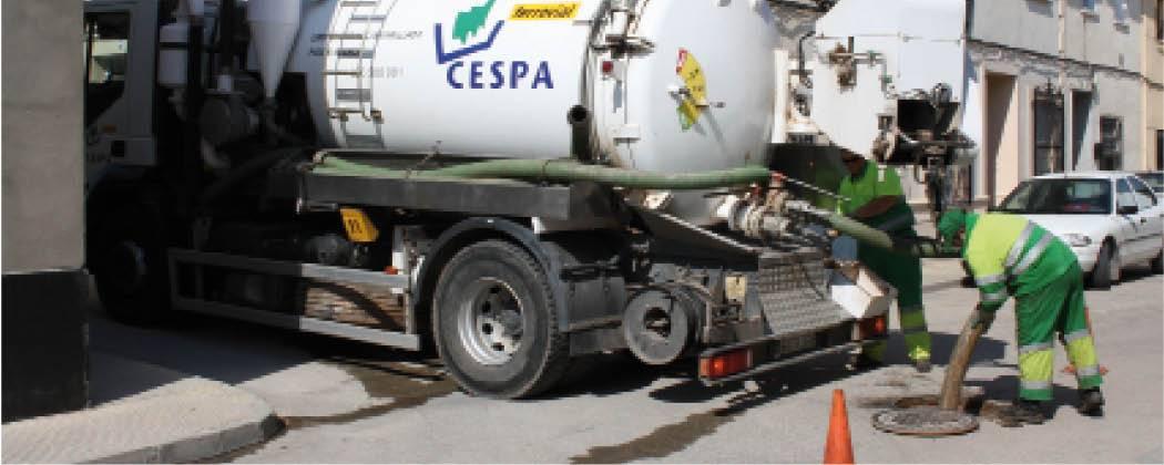 limpieza alcantarillado comsermancha - El Servicio de limpieza de alcantarillado de Comsermancha será de 3 días para Herencia