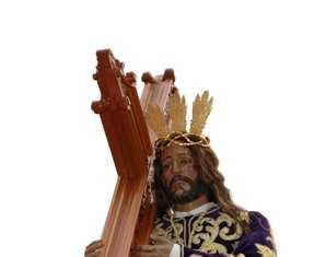 Imagen de Jesús Nazareno de Herencia