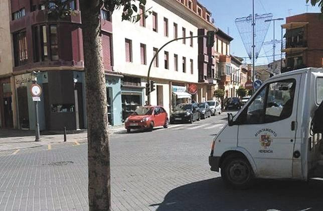 recursos publicos de Herencia en Alcazar - Herencia da apoyo logístico con recursos públicos a la plataforma del agua de Alcázar