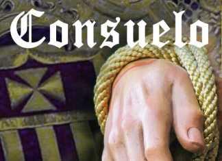 Cartel besamanos Cristo del Consuelo