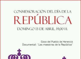 Charla conmemoración II República