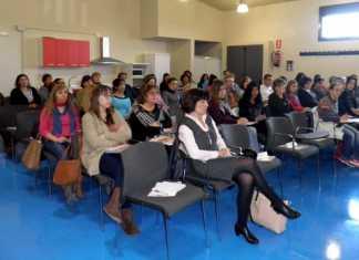 Charla formativa del programa PROMUEVE en Herencia