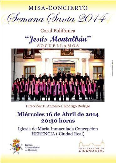 Coral polifónica Jesús Montalbán de Socuéllamos