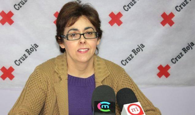 Conchi Herrera, presidenta de Cruz Roja Alcázar de San Juan