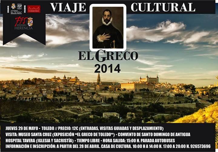 Herencia Viaje Cultural a Toledo