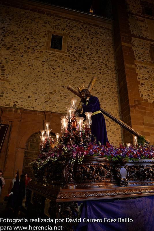 Jesús Nazareno de Herencia - Saeta a las imágenes de Jesús Nazareno y Virgen de la Amargura