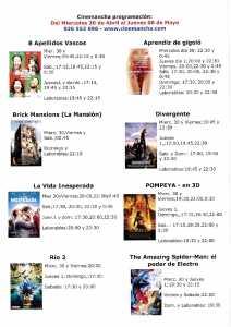 MX 2310U 20140429 122130 212x300 - Programación Cinemancha del Miércoles 30 de abril al Jueves 8 de mayo