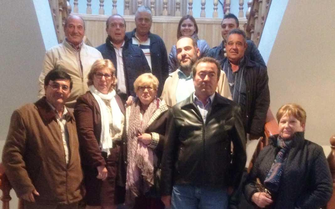 El diputado provincial Jesús Fernández Almoguera se compromete con las zonas rurales 1