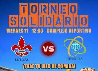 Torneo solidario del instituto Hermógenes Rodríguez de Herencia
