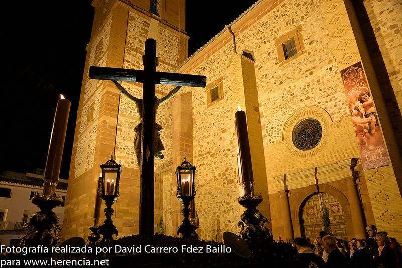 Via Crucis Herencia 2014 - Horarios e itinerarios de las procesiones de Semana Santa 2017