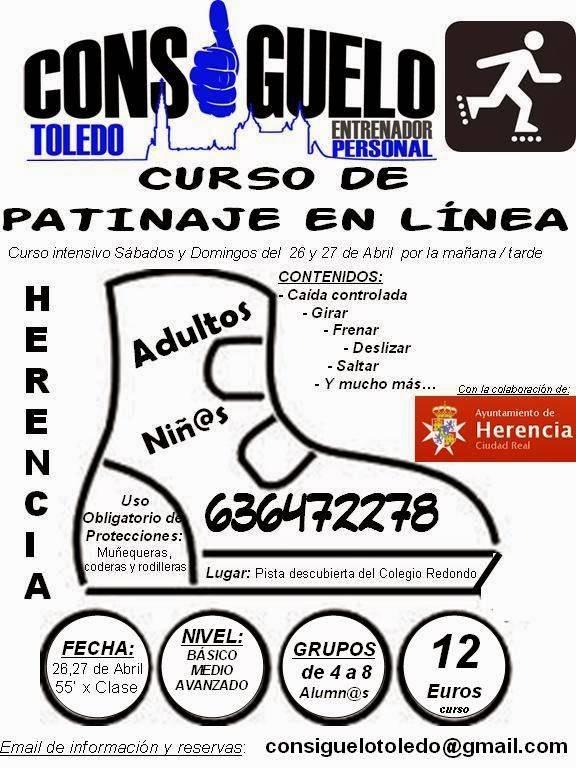 banner pat herencia - Curso de patines
