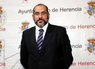 Jesús Fernández Almoguera, ex-alcalde de Herencia.