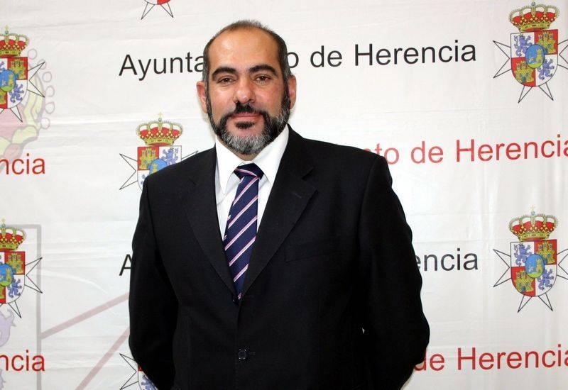 herencia alcalde jesus fernandez almoguera - Ciudadanos Herencia está presente en las próximas elecciones locales