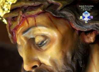 Cartel oficial de la Semana Santa de Herencia 2014