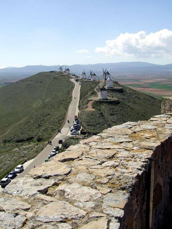 herencia consuegra visita - Visitas a Villacentenos y Consuegra de 120 herencianos con motivo del 775 Aniversario de la Carta Puebla