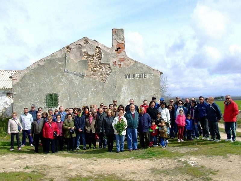 herencia villacentenos a - Visitas a Villacentenos y Consuegra de 120 herencianos con motivo del 775 Aniversario de la Carta Puebla