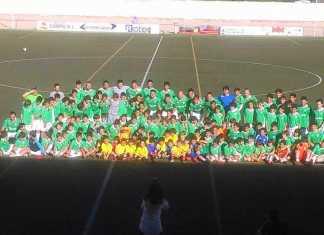 CDB Herencia - CD Quintanar. Todos juntos