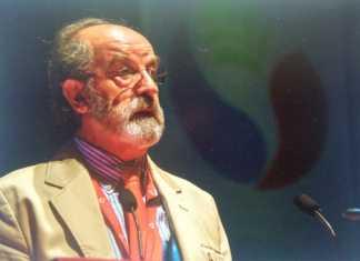 José Pedro Rodíguez de Líevana, presidente de la Comunidad de Regantes del Acuífero 23 de Herencia