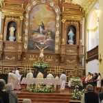 Celebrado el jubileo de Vida Consagrada en Herencia 8