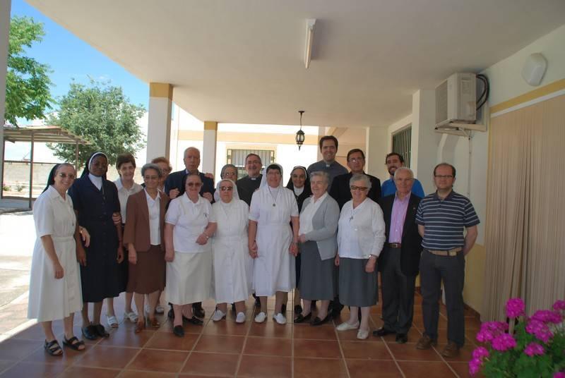 Jubileo Vida Consagrada en Herencia 4 - Celebrado el jubileo de Vida Consagrada en Herencia
