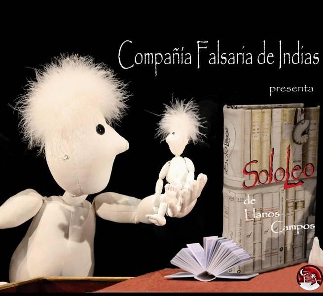 Solo Compañía Falsaria de Indias - Teatro infantil con la Compañía Falsaria de Indias