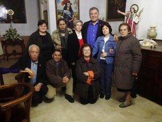 VISITA CANÓNICA DE FRAY PABLO ORDOÑE GENERAL DE LA ORDEN DE LA MERCED - Visita canónica del General de la Orden de la Merced y Triduo a san Pedro Nolasco