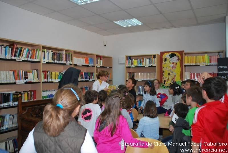 XXIII Semana de la Biblioteca de Herencia 50 - La biblioteca de Herencia vuelve a lograr un premio María Moliner de animación a la lectura