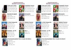 cartelera de cinemancha del viernes 09 al miercoles 14 de mayo_1