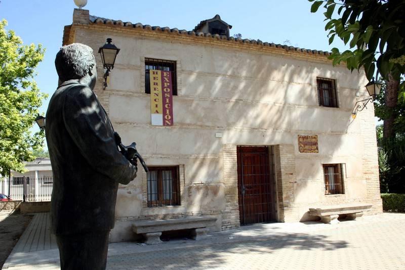 herencia sala municipal de exposiciones agustin ubeda - Variada y completa programación cultural del Ayuntamiento de Herencia para este mes de junio