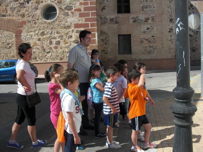 jubileoinfantil18 - 400 niños y niñas de Herencia celebraron el jubileo de la infancia