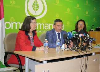 La Junta apoya el proyecto de Comsermancha con Europa para convertirse en líderes en Gestion de Residuos