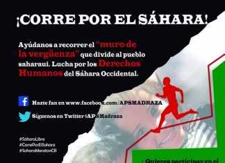 Maratones solidarios. Corriendo hacia la esperanza. Por el Sahara