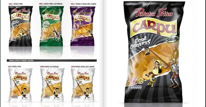 Patatas y aperitivos Carpu