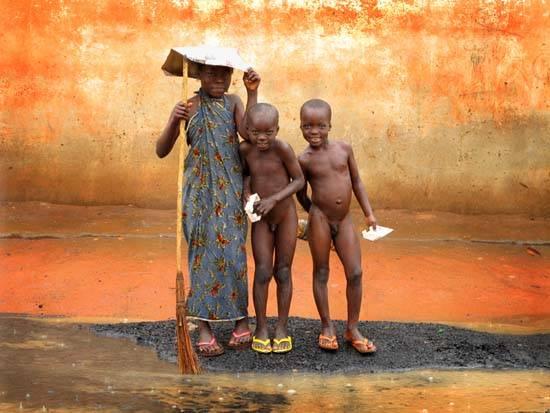 Togo la mirada dulce - Una exposición sobre Togo se incorpora a las II Jornadas de Cooperación y Educación al Desarrollo del instituto