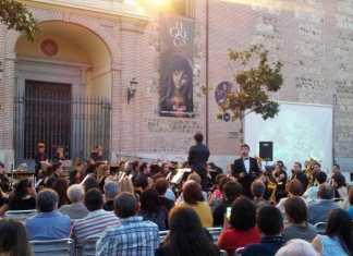 Concierto de la Banda sinfónica de toledo en Illescas. Foto extraída de la web http://www.objetivocastillalamancha.es