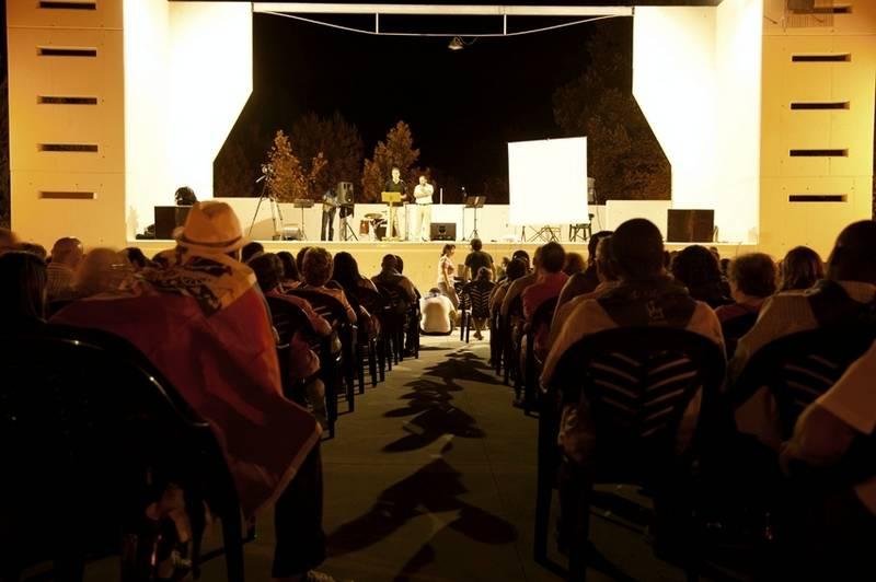 herencia auditorio de verano foto archivo - Múltiples propuestas culturales y juveniles para el verano