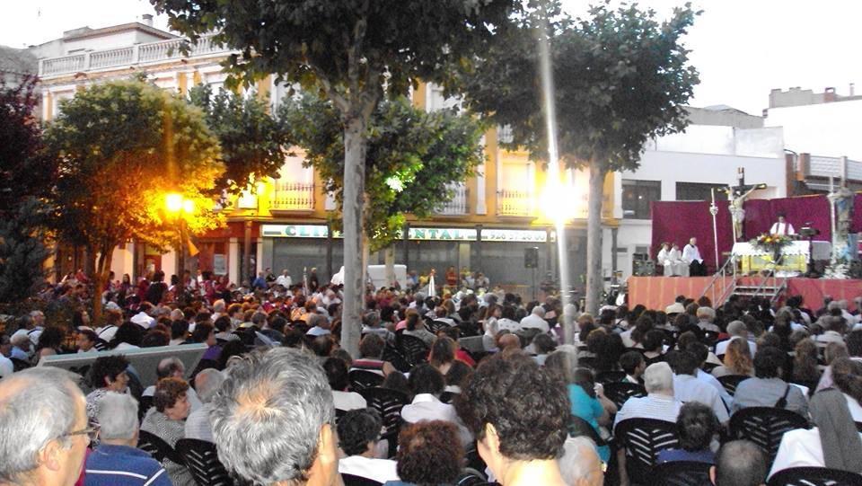 jubileo hermandade s cofradias de herencia 6 - Cerca de un millar de personas en la jornada jubilar cofrade
