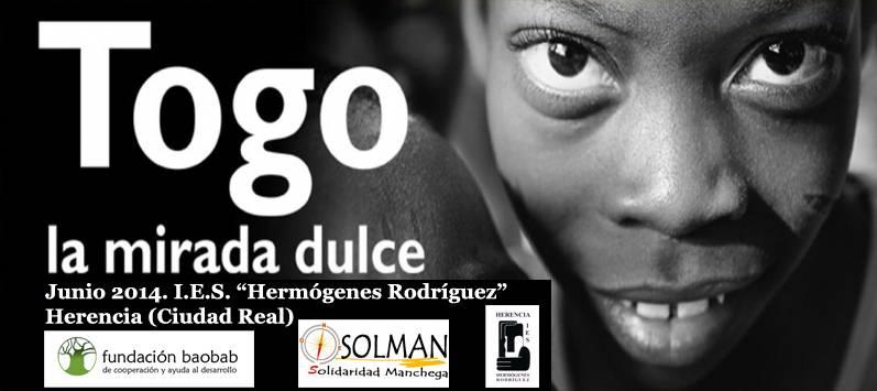 togo la mirada dulce herencia - Una exposición sobre Togo se incorpora a las II Jornadas de Cooperación y Educación al Desarrollo del instituto