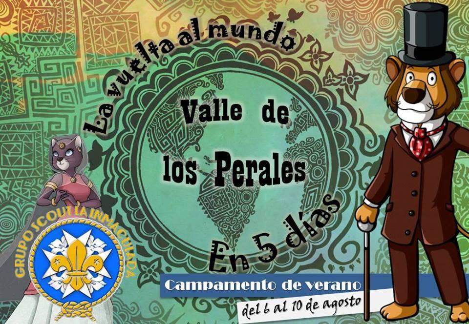"""Campamento Scout La Inmaculada de Herencia - El grupo scout """"La Inmaculada"""" prepara un campamento de verano de 5 días"""