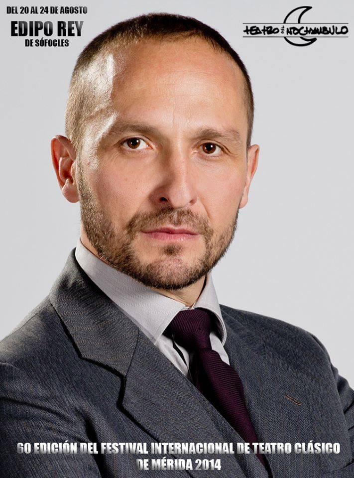 Rafael Garrigós. Edipo Rey